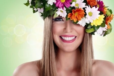 Girl-with-flowers-in-hair